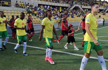 El Real Cartagena llegó este año hasta los cuadrangulares semifinales de la 'B'.