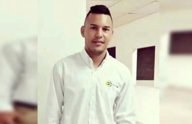Carlos Enrique Rojas, joven secuestrado.