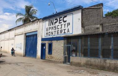 Vista de la cárcel  Las Mercedes , con capacidad para 800 reclusos y tiene 1.800.