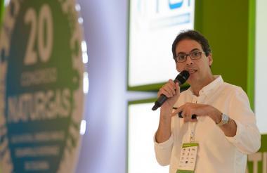 Rodolfo Anaya, presidente de Vanti.
