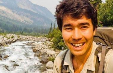 John Allen Chau, turista asesinado en India.