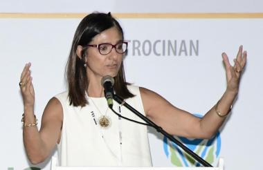 Ángela María Orozco.