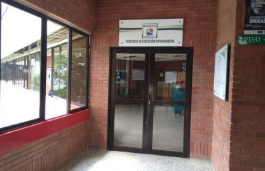 Secretaría de Educación de Sucre.