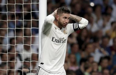 Sergio Ramos, capitán del Real Madrid y la Selección España.