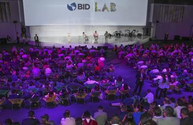 El BID realizó recientemente el Foromic en el centro de eventos Puerta de Oro.