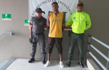 Yonier Mosquera Pestaña fue enviado a la cárcel.