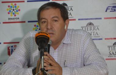 Luis Eduardo Méndez.