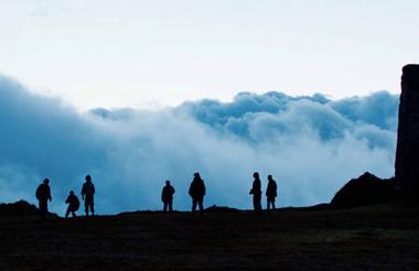 Escena de la película 'Monos', dirigida por Alejandro Landes.