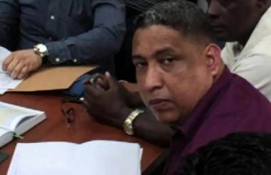 Carlos Jiménez Otálvarez, procesado.