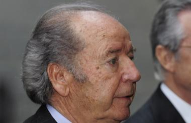 Josep Lluís Núñez.