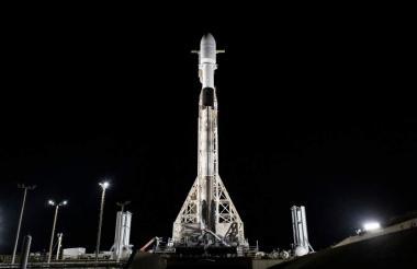 SpaceX realizó 19 lanzamientos en el 2018.
