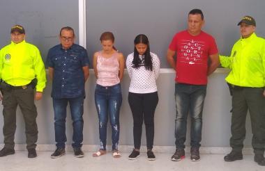 Las capturas se produjeron en Barranquilla y Soledad.