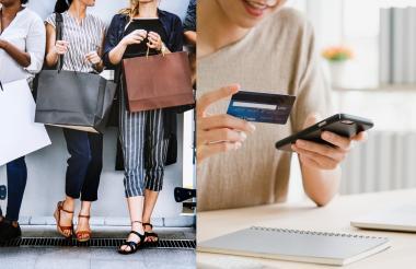 Productos asociados a tecnología, moda y viajes son las más buscadas y preferidas por los colombianos a la hora de hacer sus compras.