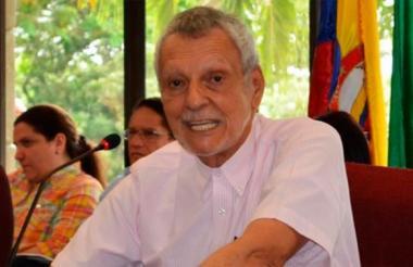 Julio César Guerra Tulena, exgobernador de Sucre.