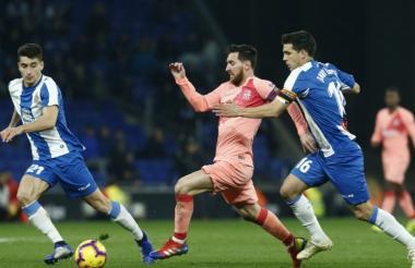 El Barcelona suma 31 puntos, tres más que el Sevilla.
