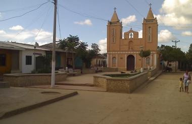 Plaza principal de Concordia.