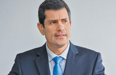 Santiago Mejía Medina.