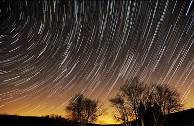 Las Gemínidas reciben su nombre por la constelación Géminis.