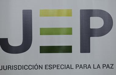 Logo de la Jurisdicción Especial para la Paz.