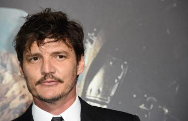 Pedro Pascal, actor chileno.