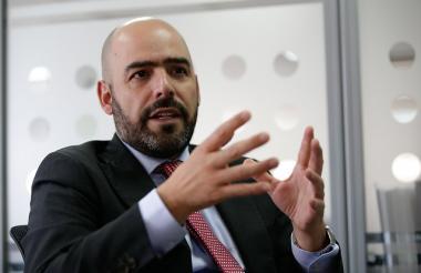 Jorge Enrique Bedoya.