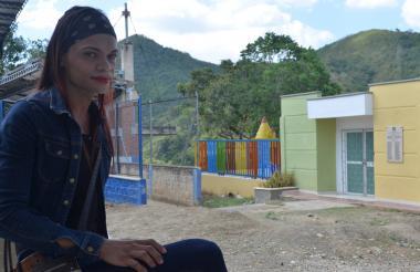 Catalina Márquez es de Chalán. Fue violada por un policía.