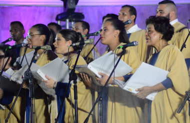 Coro de la Arquidiócesis de Barranquilla.