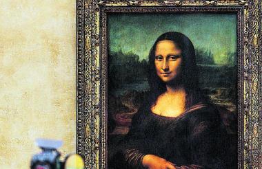'La Gioconda' o 'La Mona Lisa', de Leonardo Da Vinci.
