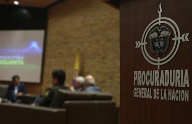 Sede de la Procuraduría General de la Nación.