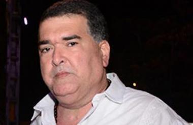José Elías Chams, alcalde de Sabanalarga.