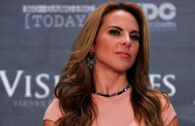 Kate del Castillo.