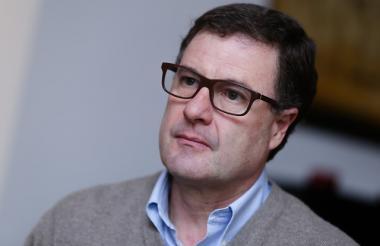 El expresidente de la Agencia Nacional de Infraestructura (ANI), Luis Fernando Andrade.