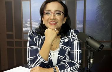 Lucía Pineda.