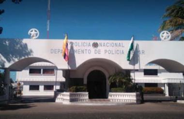 Departamento de Policía del Cesar.