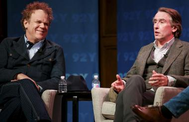 John C. Reilly y Steve Coogan, protagonistas.