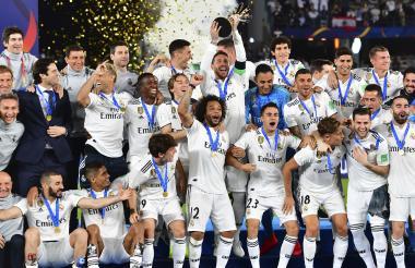 El Real Madrid se acaba de coronar campeón del Mundial de Clubes en Dubai.