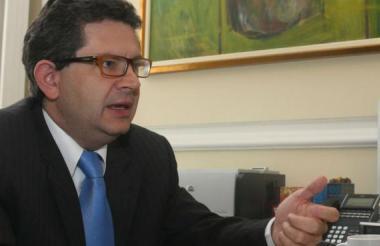 Rafael Merchán.