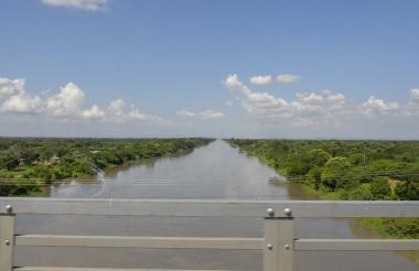 Panorámica del Canal del Dique.