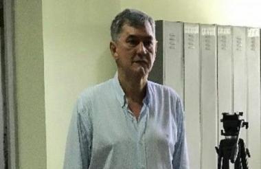 Alejandro Eugenio Lyons De la Espriella.
