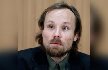 Billy Six, periodista alemán.