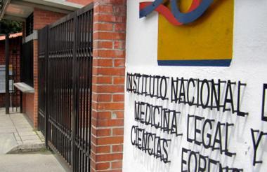 Sede de Medicina Legal.