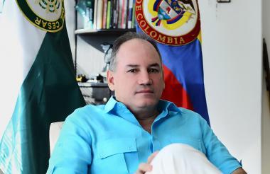 El gobernador Francisco Ovalle espera consolidar el sector educación en su último año de mandato.