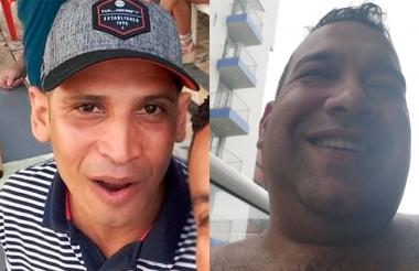Luis Arrieta, alias Picha y Juan Carlos Romero G.