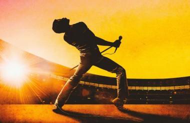 'Bohemian Rhapsody', una de las nominadas a mejor película en cine.