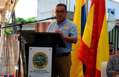 Pedrito Pereira, alcalde de Cartagena, reconoce la falta de vías en la ciudad.