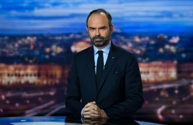 Édouard Philippe hace anuncios de orden público ante las protestas de los 'chalecos amarillos'.