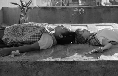 En la película 'Roma', el galardonado cineasta mexicano Alfonso Cuarón hace honor al barrio donde creció en Ciudad de México.