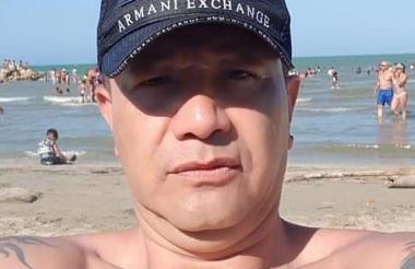 Gabriel Mauricio Gracia, periodista asesinado.