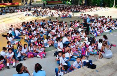 En Barranquilla hay 153 instituciones públicas y 312 privadas, según informó la Secretaría de Educación.