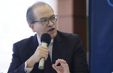 El procurador Fernando Carrillo Flórez.